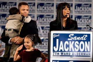 Jesse-jackson-jr-wife-Sandi-kids-1